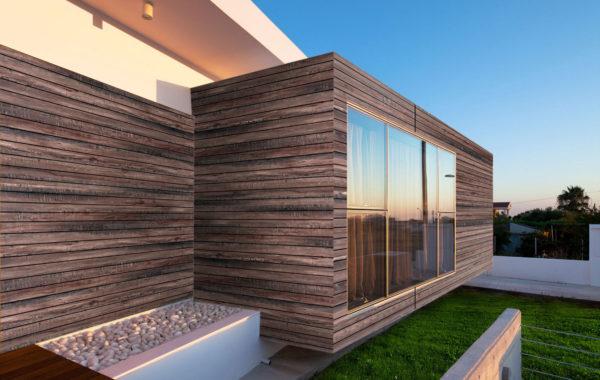 607 SF Oak Plank Brown