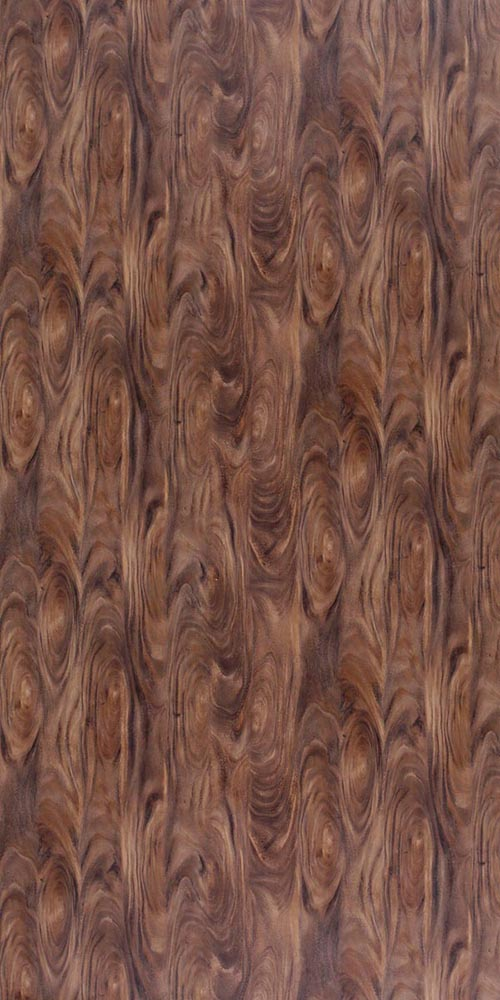 604 SF Flat Cut Walnut
