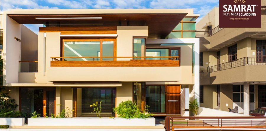 Exterior Wall Cladding By Samrat Cladage Cladding Options Weather Resistant And Fire Retardant