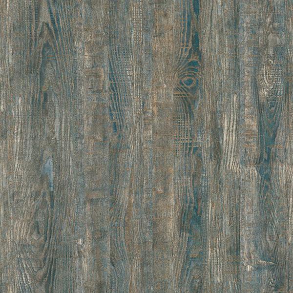 blue wood wall cladding